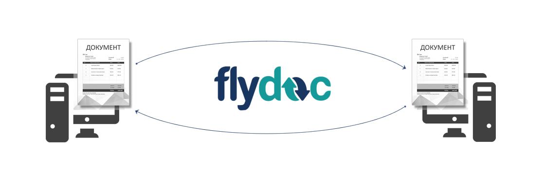 Электронный документооборот в 1С:Підприємство - модуль Flydoc / Флайдок