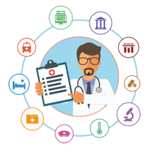 Автоматизация в медицине: медицинская информационная система для поликлиники и больницы BAS Медицина / Медична інформаційна система