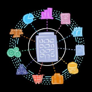 BAS КУП Комплексне управління підприємством / Комплексная автоматизация, Комплексна автоматизація