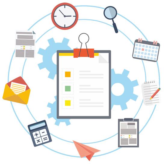 BAS Документообіг КОРП - автоматизована система електронного документообігу / Автоматизированная система документооборота