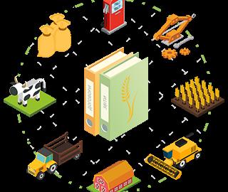 Бухгалтерский учет в сельском хозяйстве / облік в сільському господарстві