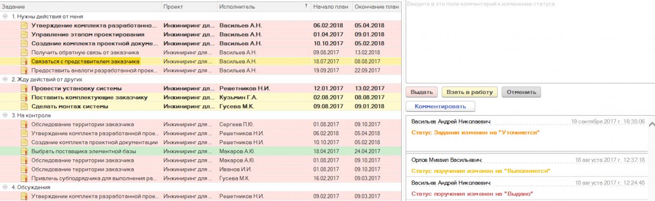 """Инструмент для управления проектами - """"PM Управління проектами"""""""