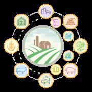 BAS АГРО. ERP - информационные технологии в сельском хозяйстве / бизнес планирование в сельском хозяйстве, компьютерная программа