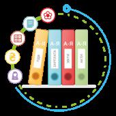 Автоматизация бухгалтерского учета на предприятии / Автоматизація бухгалтерського обліку на підприємстві
